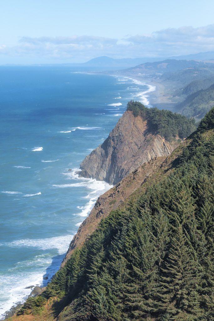 Cape Sebastian State Park coastline
